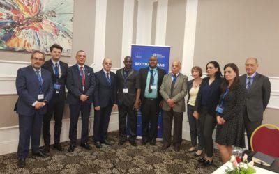 Lanzamiento oficial del Proyecto Sectrans-NAS en Túnez
