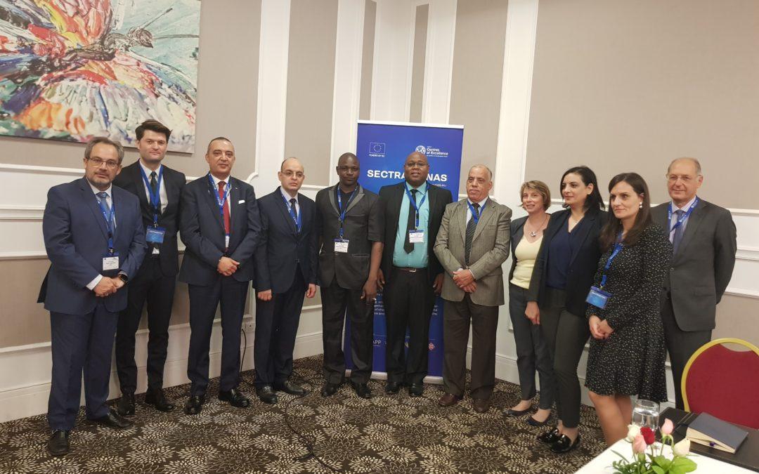 Lancement du projet SECTRANS-NAS à Tunis
